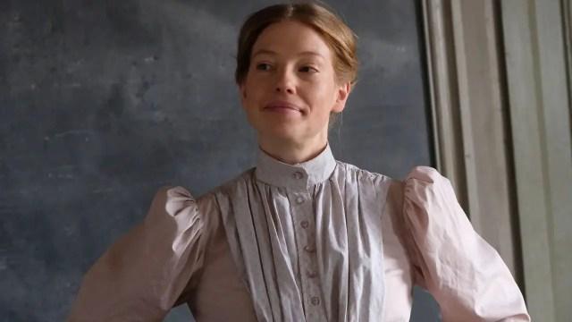 """Ms Stacy, personaggio della serie """"Chiamatemi Anna"""""""