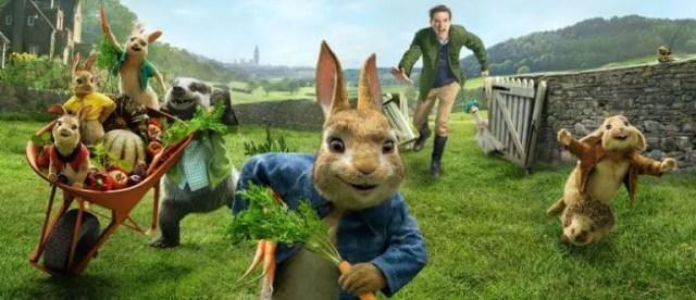 Peter Rabbit, programmazione 2020