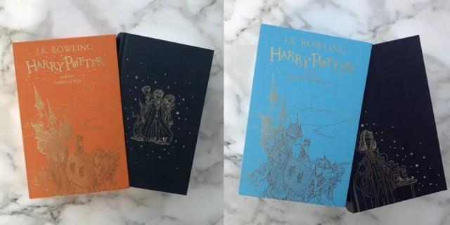 La prima delle due edizioni inglesi illustrata da Jonny Duddle