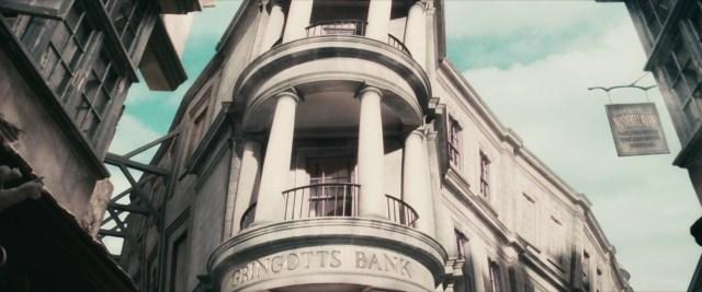 La Gringott, ovvero la banca magica gestita dai folletti