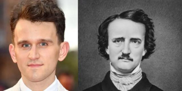Harry Melling Edgar Allan Poe