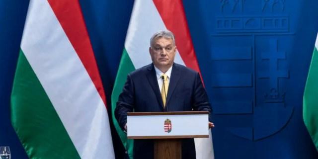 Orban Primo Ministro Ungheria