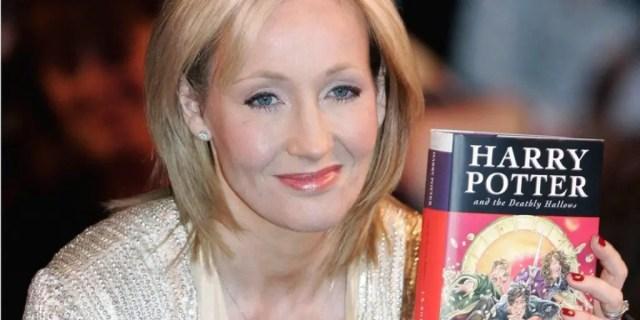 J.K. Rowling Doni della Morte
