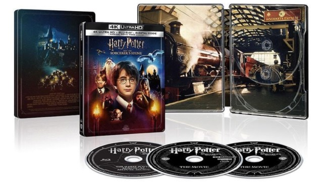 harry potter magical moevie mode