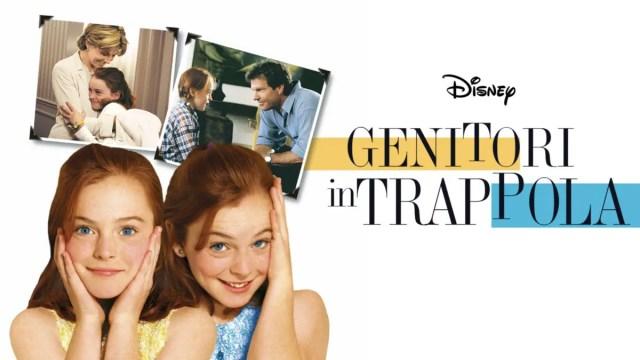 """Locandina del film """"genitori in trappola"""""""