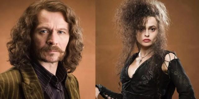 Bella e Sirius, La Famiglia Black