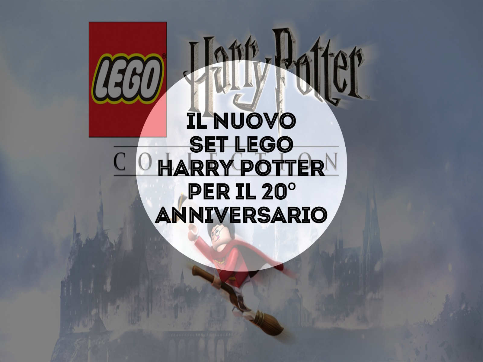 Set LEGO Harry Potter