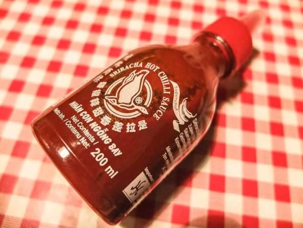 Flying Goose Brand Sriracha Extra Hot