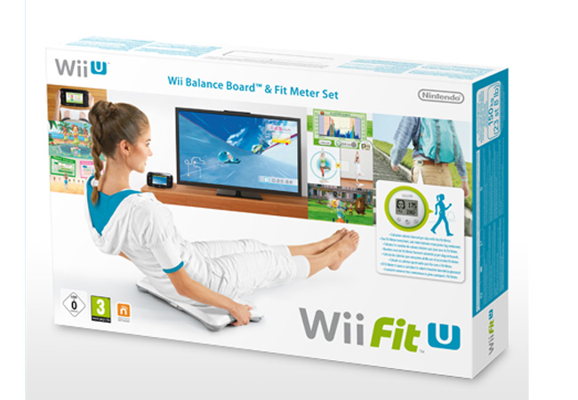Wii Fit U - Christmas gift ideas for fitness fanatics - Women's Health & Fitness