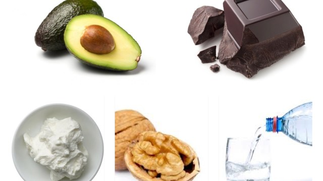 5 foods lull
