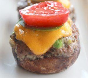 cheeseburger-mushrooms