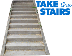 take-the-stairs