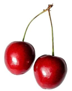 382px-Cherry_fruit_on_white_background