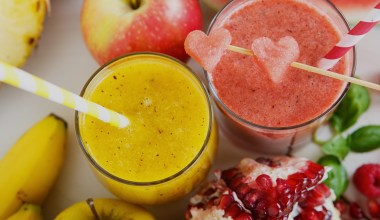 Tasty Fiberful Smoothies