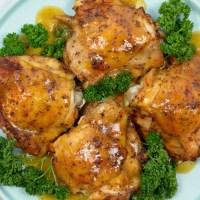 Instant Pot Chicken Thighs with Gravy