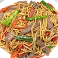 Chili Beef Noodles