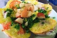 Banh Can (Mini Seafood Pancake) - Vietnam