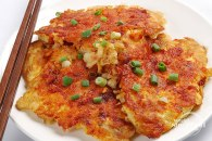 White Carrot Cake (Pan Fried Radish Cake With Eggs) - Singapore