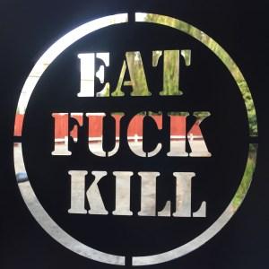 EFK, the stencil