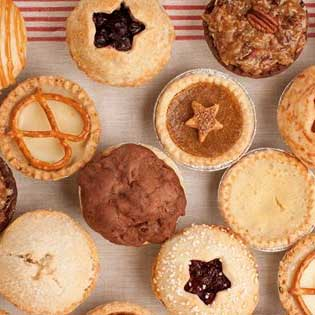 Online mail order pie from Hill Country Kitchen