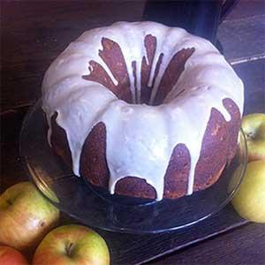 Order Cake online Apple Bundt Cake
