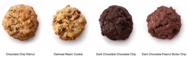 Gourmet Cookies to order online  from Levain Bakery