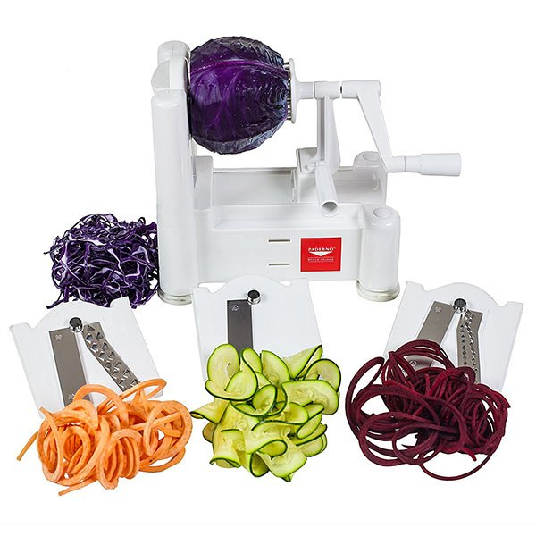 Vegetable Spiralizer is a great gift for the health-conscious mom