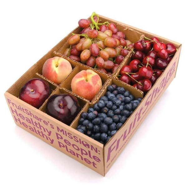 Organic Fruit Basket Gifts from Fruit Share Organic Fruit Gifts