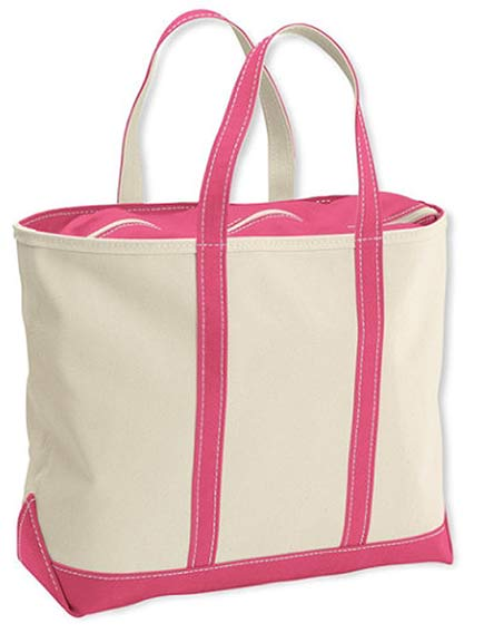 LL Bean Canvas Tote Gift Idea for Mom