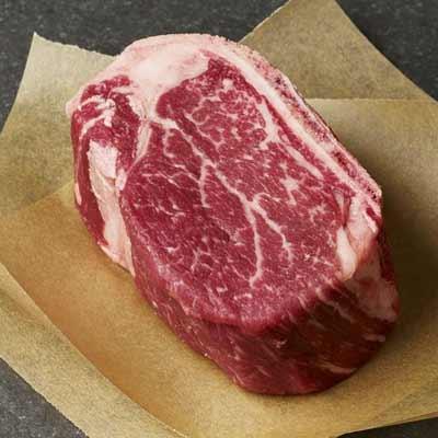 Mail Order Steak, Prime Aged Bone-In Filet Mignon from Lobel Butcher Shop in New York