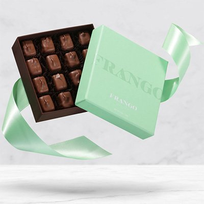 Gourmet Chocolate Gifts Available on Amazon - Frango Mints