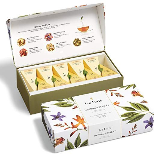Best Food Gifts on Amazon,  Forte Herbal Tea