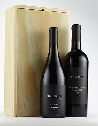 OneHope Red Wine Gift Box