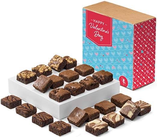 Gourmet Brownie Gifts from Fairytale Brownies