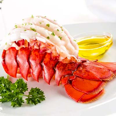 Wild Caught Maine Lobster Tail Delivered