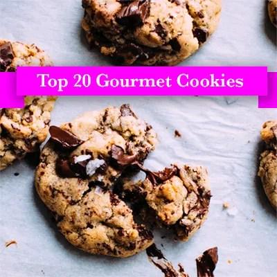 Best Gourmet Cookies to Order Online 2019