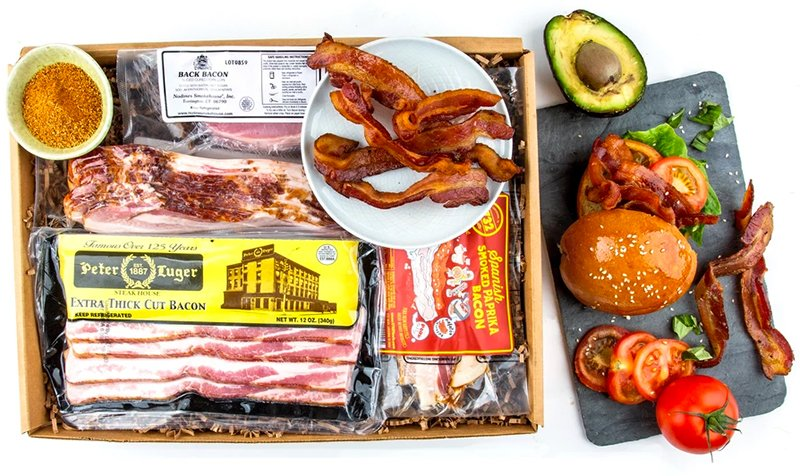 Bacon Gift Box from Mouth
