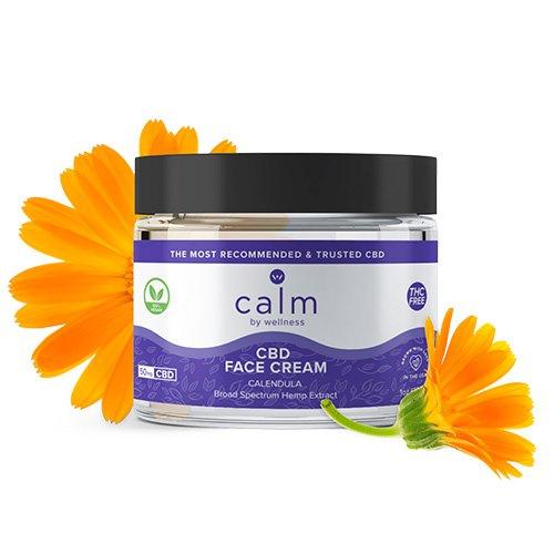 CBD Gift - Calendula CBD Face Cream