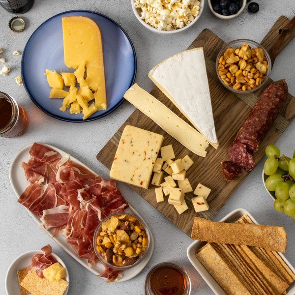 Father's Day Gift Idea: Cheese
