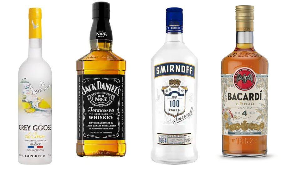Father's Day Gift Idea: Liquor