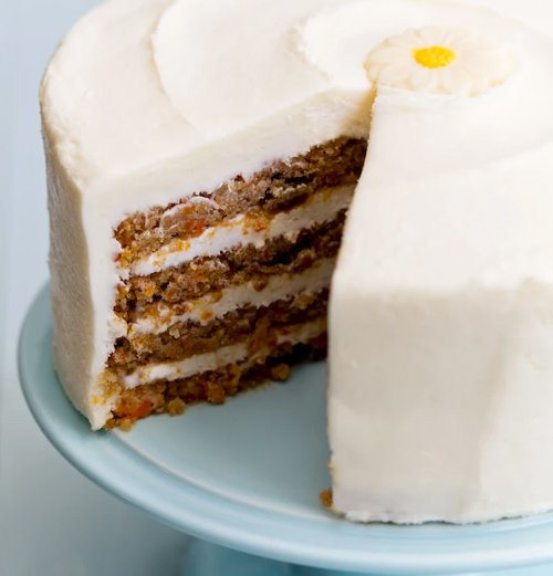 Four Layer Carrot Cake