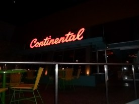 Continental Restaurant AC 2014