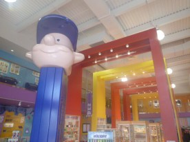 Biggest PEZ dispenser I have ever seen!
