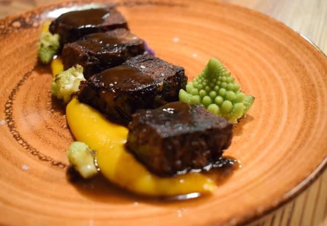 Taverna Teòric, platillos mediterráneos para compartir