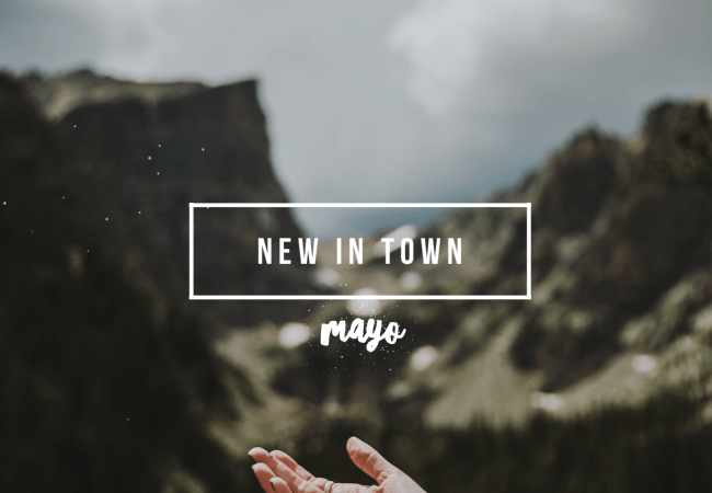 NEW IN TOWN   Mayo 2017