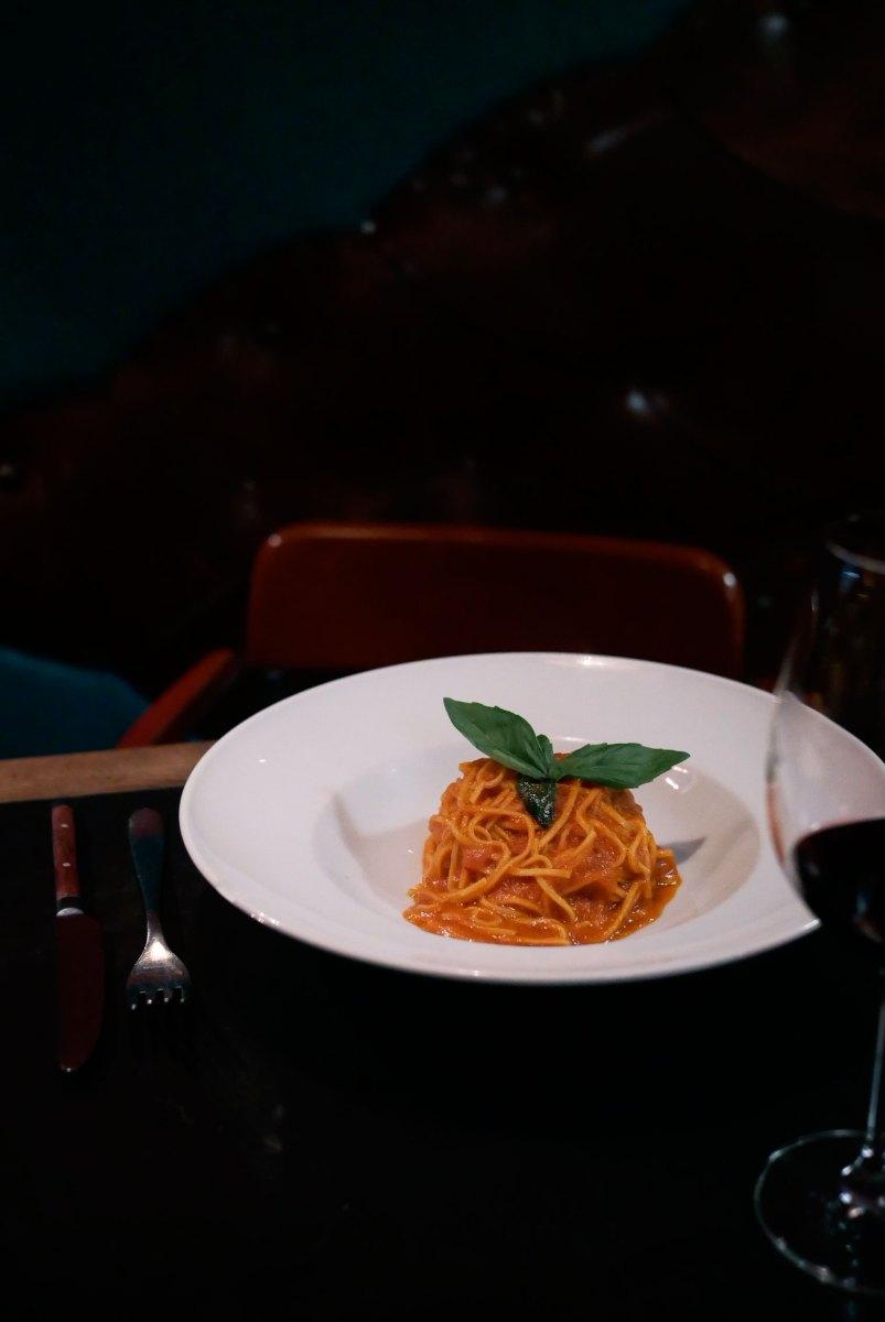 Xemei, posiblemente el mejor italiano de la ciudad