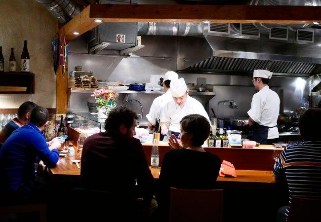 Shunka, la taberna japonesa por excelencia