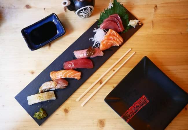 Kibo Taberna, japonés fusión [new in town]