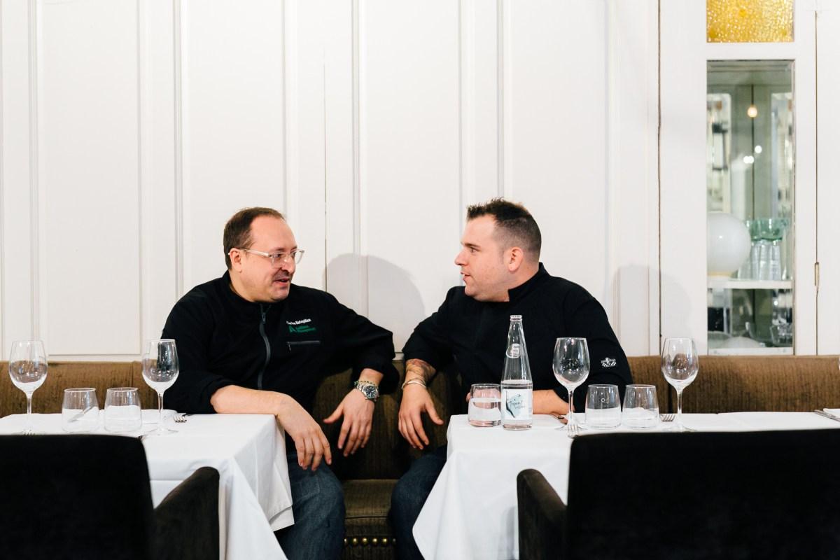 Conversando con Pere Nacarino, Carles Estopiñán y Salva Bonet, de Grupo Andilana