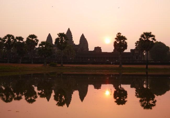 Cambodia · Siem Reap y Angkor Wat